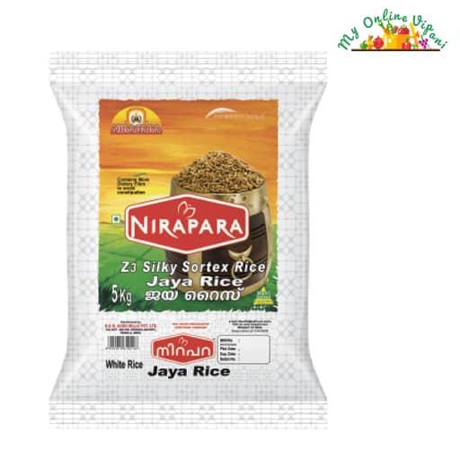 My Online Vipani Nirapara Jaya Rice 5Kg