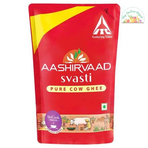 Aashirvaad Svasti Cow Ghee 50 Ml