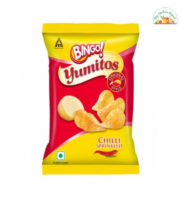Bingo Yumitos Original Style Chilli SprinkledA