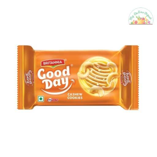Britannia Good Day Cashew Cookies 200gm
