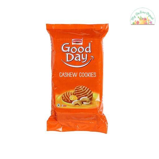 Britannia Good Day Cashiew Cookies 600gm