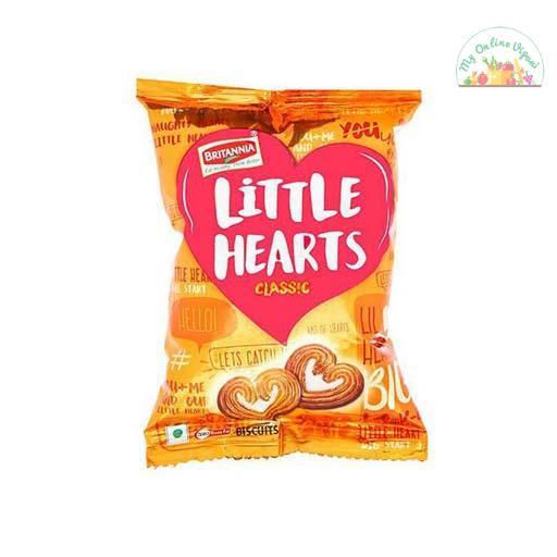 Britannia Little Hearts Classic 37gm