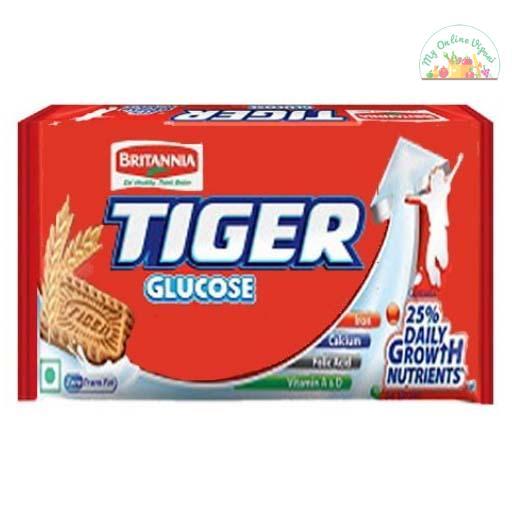 Britannia Tiger Biscuit 165 Gm