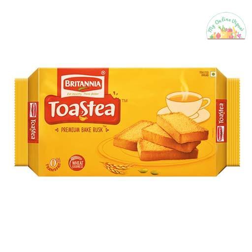 Britannia Toastea Premium Bake Rusk 400gm