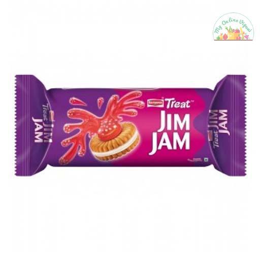Britannia Treat Jim Jam 62 Gm