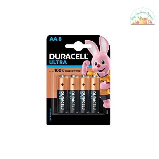 Duracell Ultra Alkaline AA Battery