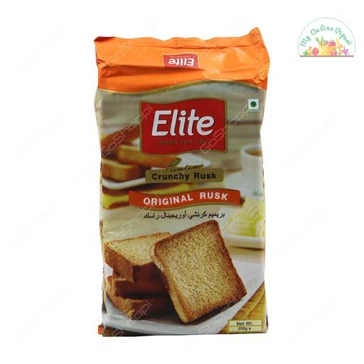 Elite Toasted Bread 200 Gm