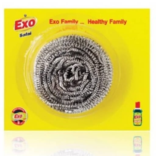 Exo Safai Stainless Steel Scrubber My Online Vipani