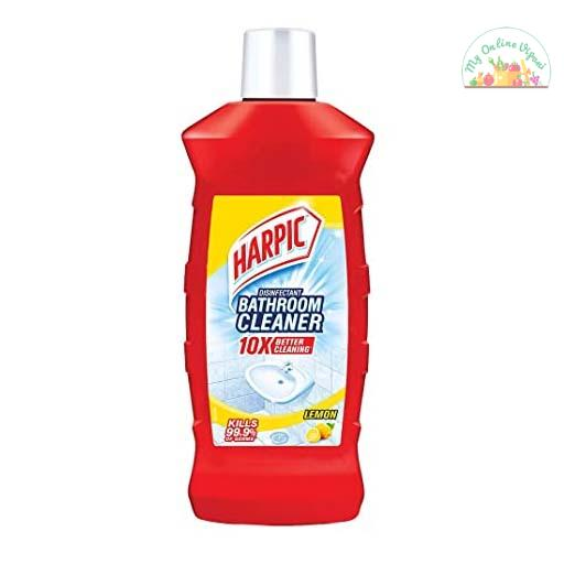 Harpic Bathroom Cleaner Lemon – 1 L
