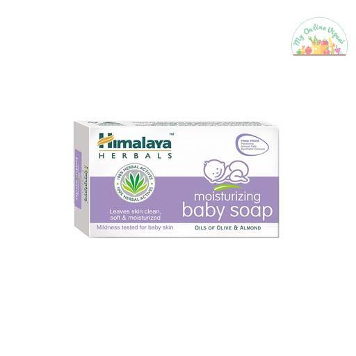 Himalaya Baby Gentle Soap 4x75gm