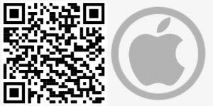 My Online Vipani iOS App QR Code