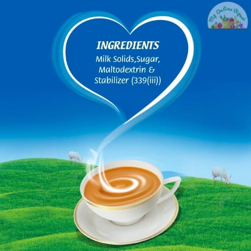 Nestle EveryDay Dairy Whitener 400gm Ingredients My Online Vipani