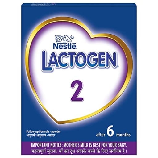 Nestle LACTOGEN 2 Follow Up Formula Powder After 6 months Stage 2 400g BIB Pack My Online Vipani