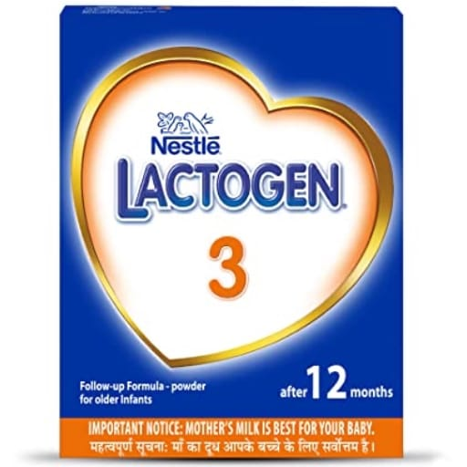 Nestle Lactogen Follow Up Formula Powder Stage 3 400g After 12 Months My Online Vipani