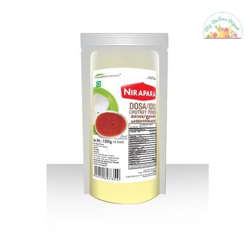 Nirapara Dosa Iddly Chutney Powder