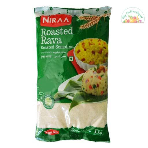 Nirapara Roasted Rava 500gm