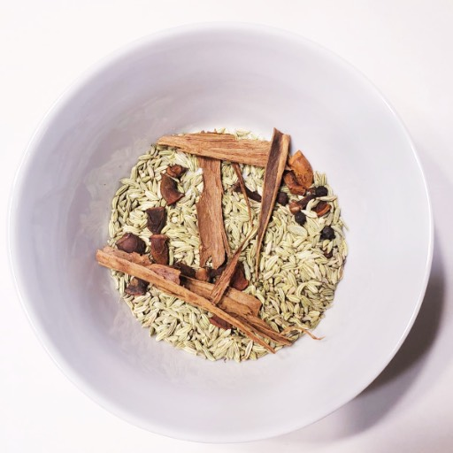 Raw Whole Spices Sample Packet 1