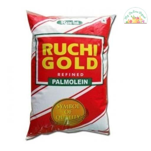 Ruchi Gold Refined Palmolein OIL 500ml