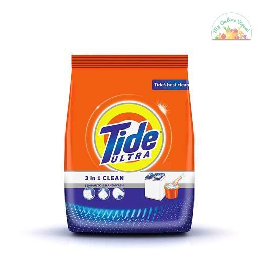 Tide Ultra 3 In 1 Clean Detergent Washing Powder 500 Gm