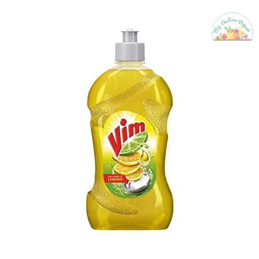 Vim Dishwash Gel Lemon 500 Ml