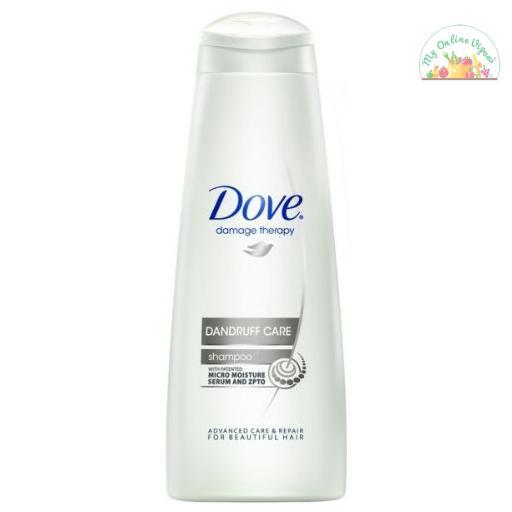 dove shampoo 2