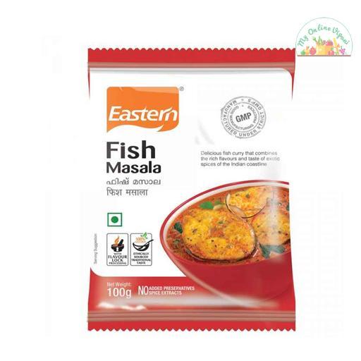 eastern fish masla