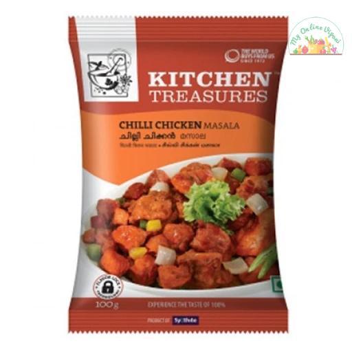 k chili chiken
