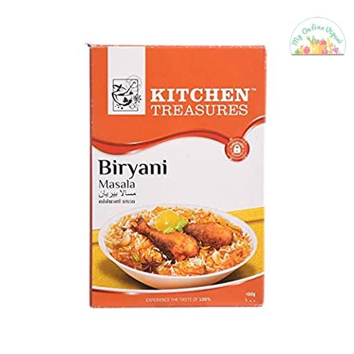 kitchen treasure biryani
