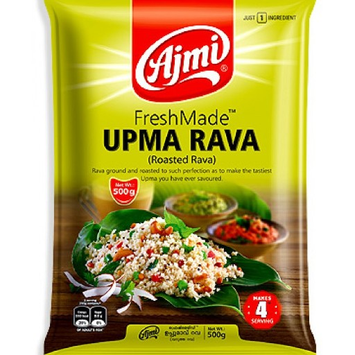 Ajmi Roasted Rava