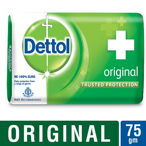 Dettol Original Soap 75gm