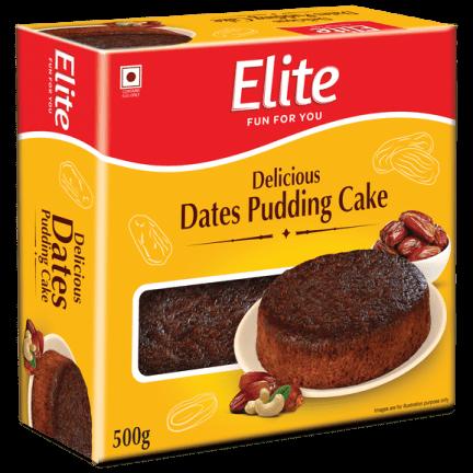 Elite Dates Pudding Cake 250gm