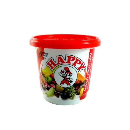 Happy Mixed Fruit Jam 100gm