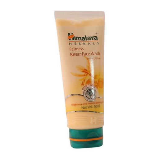 Himalaya Face Wash Fairnes Kesar 50ml