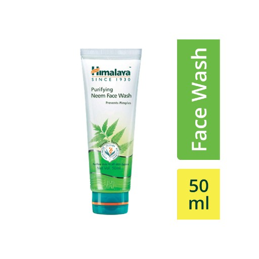 Himalaya Face Wash Purifying Neem 50ml