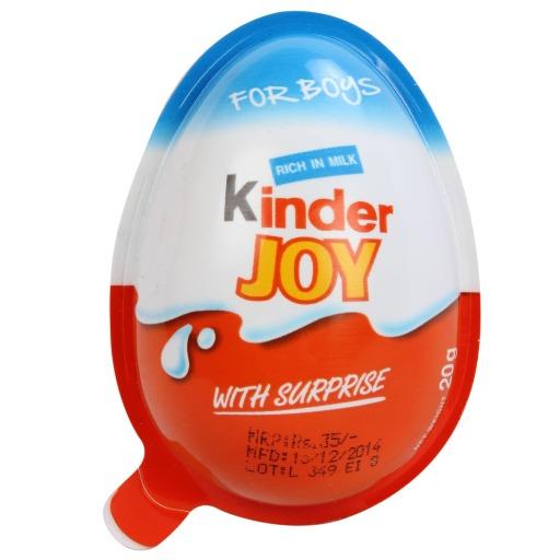 Kinder Joy Boys 20gm