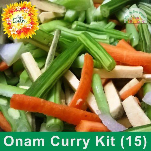 Onam Curry Kit 15 Items
