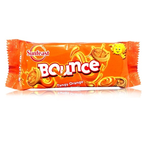 SuSunfeast Bounce Cream Tangy Orange 100 gm