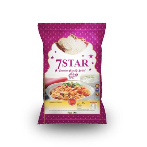 7 Star Jaya Rice 5kg