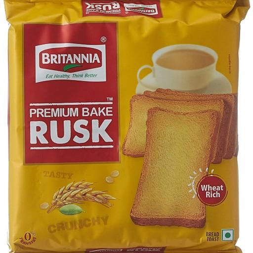 Britannia Toastea Bake Rusk 200gm