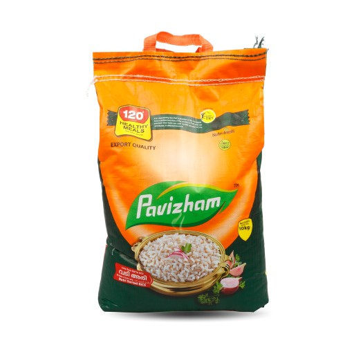 Pavizham Long Grain Matta Rice 10Kg