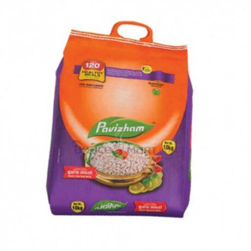 Pavizham Short Grain Matta Rice 10Kg