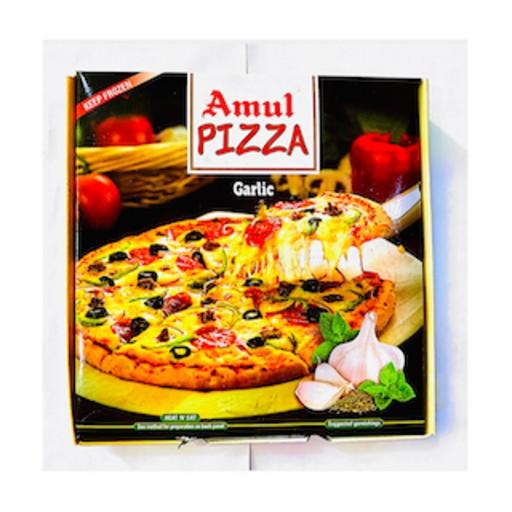 Pizza Garlic Amul