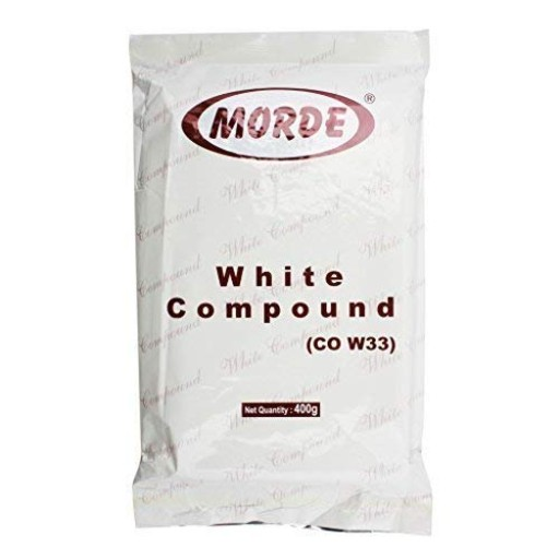 WHITE COMPOUND MORDE 400G