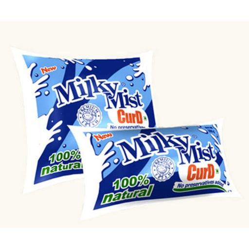 milky mist pouch curd