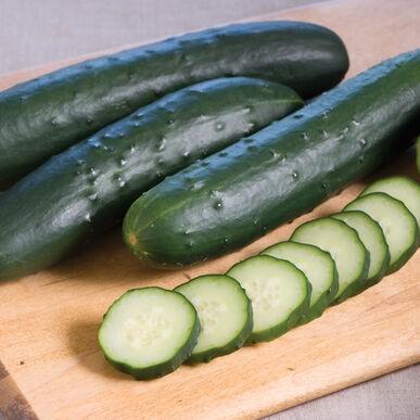 Green Salad Cucumber