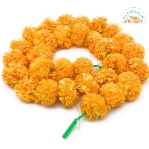 Marigold Flower Garland