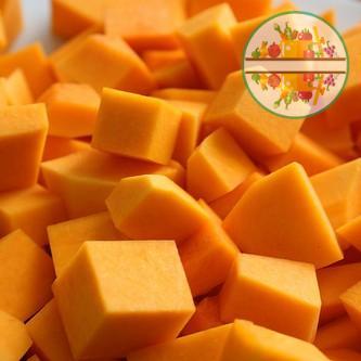 Cubes Cut Pumpkin 250gm