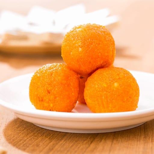Orange Ladoo