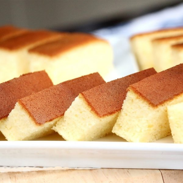 Square Cut Butter Cake Pack of 10