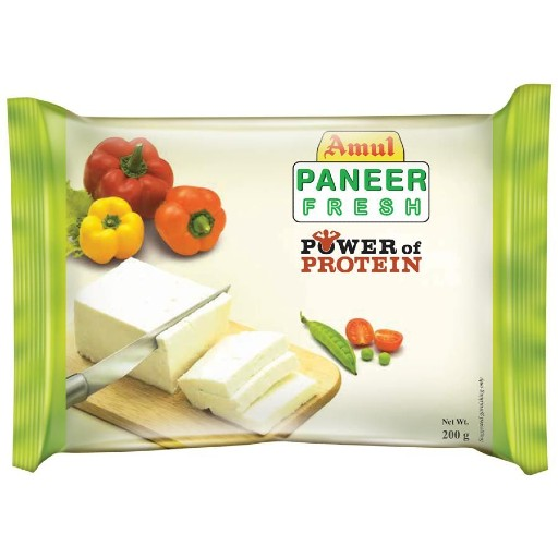 Amul Fresh Paneer 200 GM